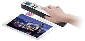 Ручной сканер Avision MiWand 2L